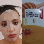 Manefit Honey sheet mask