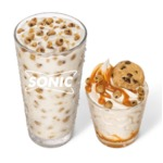 Sonic Cookie dough blast
