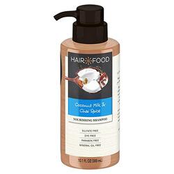 Hair Food Coconut & Chai Spice Sulfate Free Shampoo