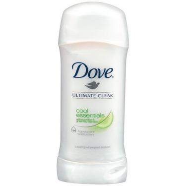 Dove Ultimate Clear Antiperspirant