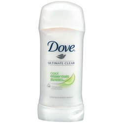 Dove Ultimate Clear Antiperspirant
