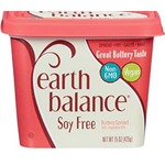 Earth harvest soy free butter