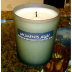 Moments, night Scented Candles