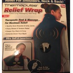 Thermapulse Relief Vibrating Massage Wrap