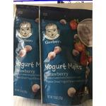 Gerber Yogurt Melts, Strawberry