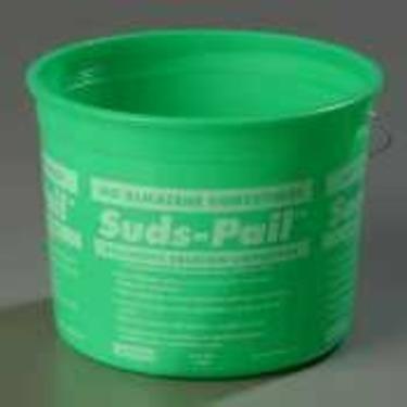 Carlisle Suds-Pail Green 5QT 12 EA 1182609