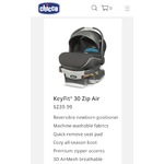 Chicco Keyfit 30 Zip Air