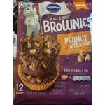 Pillsbury place n bake brownies