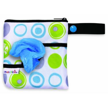 Munchkin Fashion Diaper Bag Dispenser, Colors May Vary