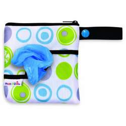 Munchkin Fashion Diaper Bag Dispenser, Colors May Vary