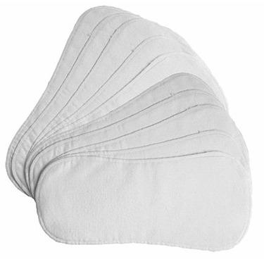 Kushies Washable Diaper Liners - Newborn (10 pk)