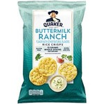 Quaker ranch rice cakes