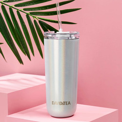 David's Tea Holographic Tumbler