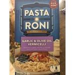 Pasta Roni Garlic and Olive Oil Vermicelli
