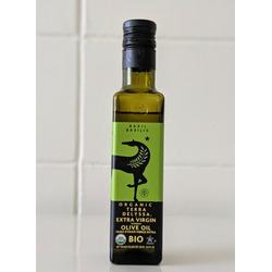 Huile d'olive extra vierge au basilic Organic Terra Delyssa