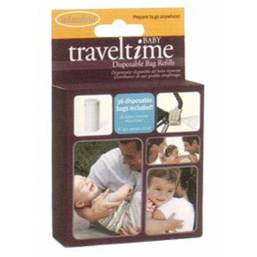 Infantino Disposable Bag Dispenser Refills - 36 count