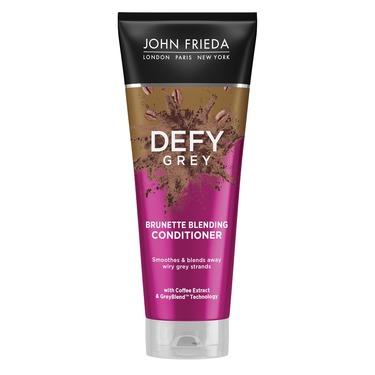 John Frieda Defy Grey Brunette Blending Conditioner