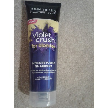 John Frieda Violet Crush for Blondes Intensive Purple Shampoo