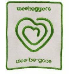 Weehuggers Wet Bag - Hobo Bag - Hot Spot