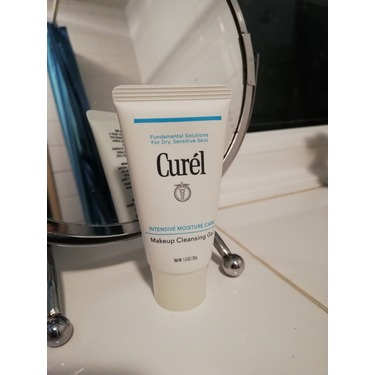 Curél Makeup Cleansing Gel