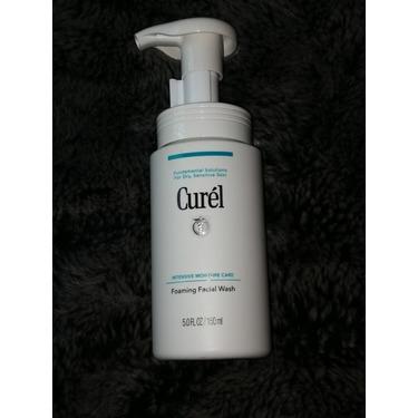 Curél Foaming Facial Wash