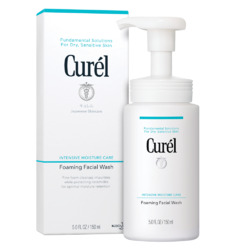Curél Foaming Facial Wash