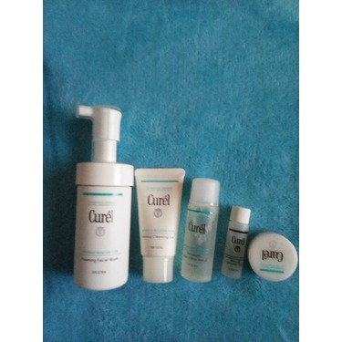 Curél Trial Kit Enrich