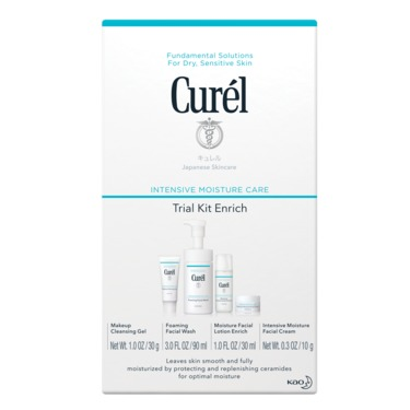 Curél Trial Kit Enrich