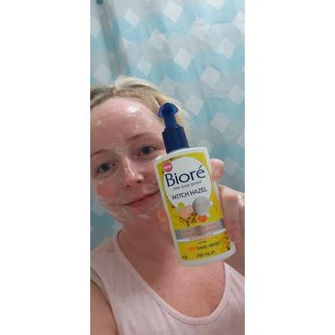 Bioré Witch Hazel Pore Clarifying Cooling Cleanser