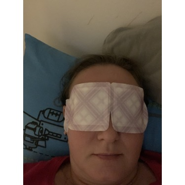MegRhythm Gentle Steam Eye Mask - Unscented