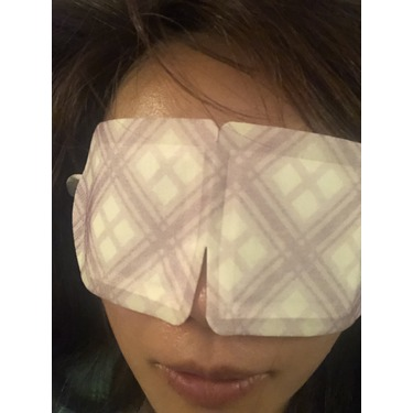 MegRhythm Gentle Steam Eye Mask - Lavender