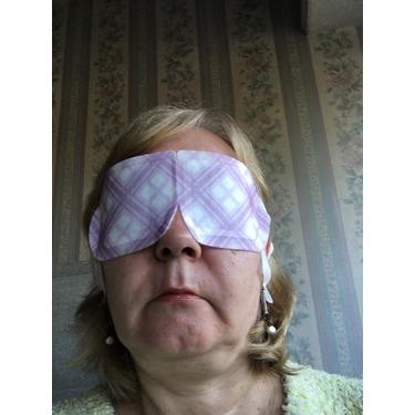 MegRhythm Gentle Steam Eye Mask - Lavender
