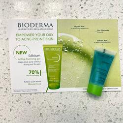 Bioderma Sebium Purifying Cleansing Foaming Gel