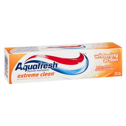 Aquafresh Extreme Clean Whitening Action Daily Care Toothpaste