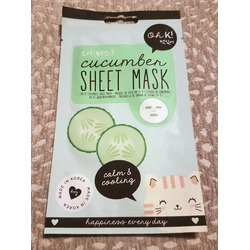 Oh K! Cucumber sheet mask