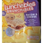 Lunchables Brunchables Bacon and Cheese