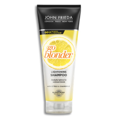 John Frieda Blonde go Blonder shampoo andConditioner