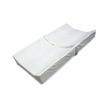 "LA Baby Contour Changing Pad 32"", White"