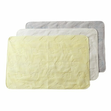 Multi-Use Blue, Yellow and White Baby Pads - 3-pk.
