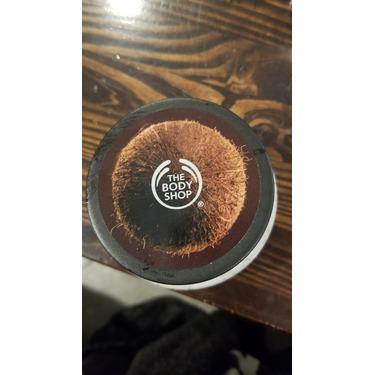 The Body Shop Coconut Exfoliating Cream Body Scrub