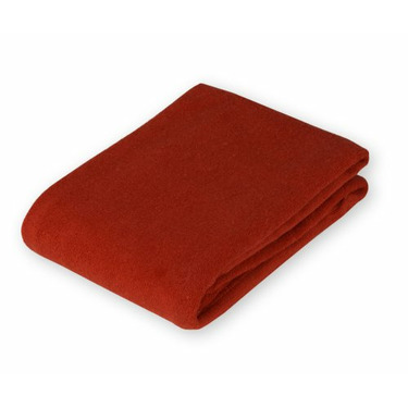 American Baby Company Cotton Terry Contoured Changing Table Cover - Red