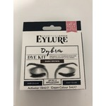 Eylur dybrow dye kit dark brown
