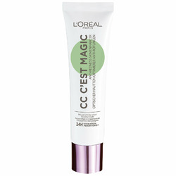 L'Oreal Paris C'est Magic CC Cream Anti-Redness