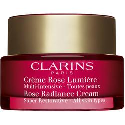 clarins rose day cream