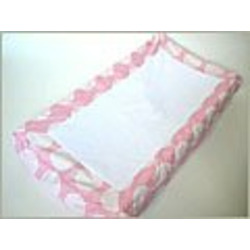 Babylicious Squirt Changing Pad Cover - Pink