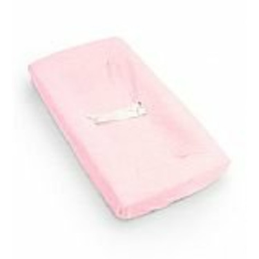 Contour Changing Pad Cover Terry Cloth-Pink Color