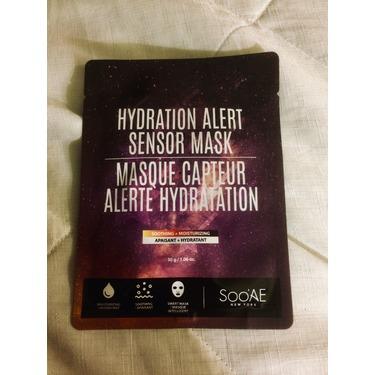 SOÓAE hydration alert sensor mask