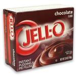 Jello Instant Pudding - Chocolate