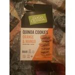 GoGo Quinoa Orange&Mango;cookies