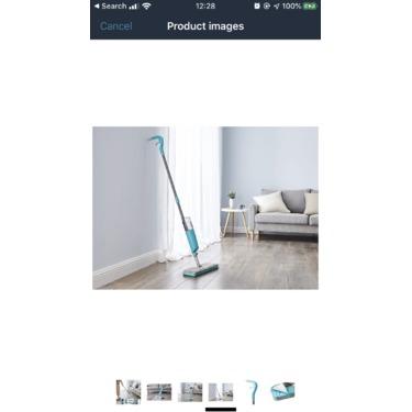 Vivo technologies spray floor mop
